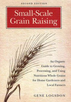 Small-Scale Grain Raising / Org