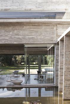 Gallery of Torcuato House / BAK arquitectos - 7