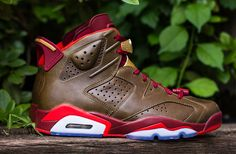 "2be95ee21e1ab5 Air Jordan 6 Retro ""Champagne   Cigar†Pack (Detailed Pics   Release Info"