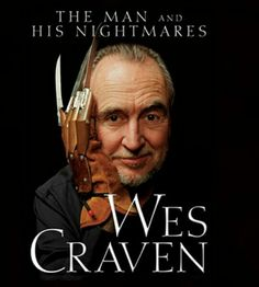RIP Wes Craven. You are gone nut you will never be forgotten. ♥♥♥
