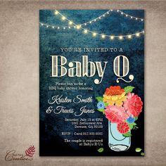 Baby q shower invitation bbq joint baby shower barbeque baby baby q invitation bbq bbq invitation diaper raffle obaby brand filmwisefo Gallery