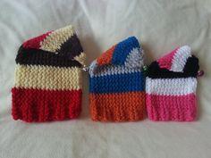 Loom Knit Stocking Hat Pattern