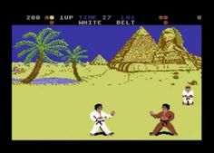 International Karate (Commodore 64) http://www.mediator.io/