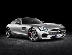 Mercedes Benz AMG GT New Sports Car 2015