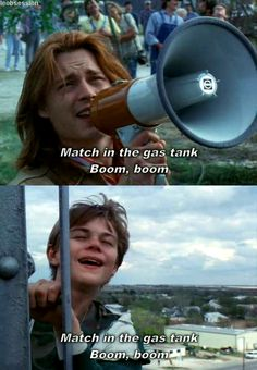 Leonardo DiCaprio - What's Eating Gilbert Grape #1: Here comes the horsies, Arnie! - Page 15 - Fan Forum