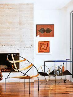 Designer: Flávio de Carvalho / Jorge Zalszupin - Etel Interiores Fotógrafo: Ruy Teixeira