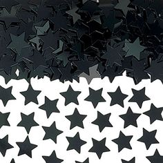 Amscan Mini Stars Confetti 14 oz Black -- Click image for more details.Note:It is affiliate link to Amazon.