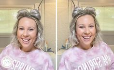 Easy Hairstyles for Short Hair - Space Buns, Short hair can be so much fun when you get comfortable experimenting. Here are 6 cute and easy hairstyles for short hair