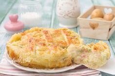 Crostata+di+sfoglia+alle+patate