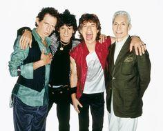 Music Rolling Stones The Rolling Stones Rankin Portraits Book Portrait