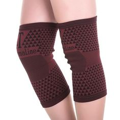 Braces Supports 1 pair 2 pieces high elastic breathable bamboo charcoal knee support tourmaline magnetic knee brace pad patella -- This is an AliExpress affiliate pin. View the item in details on AliExpress website by clicking the VISIT button Knee Brace, Health Club, Keep Warm, Jeans, Magnets, Cool Things To Buy, Rheumatoid Arthritis, School Car, Health Care