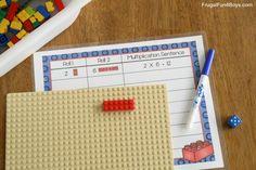 Te enseñamos algunos juegos y actividades manipulativas para que puedas trabajar las tablas de multiplicar de matemáticas en las clases de Primaria