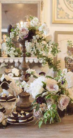 A Fresh Arrangement: A Style Shoot That Transforms Chaos Into Beauty   WeddingDay Magazine