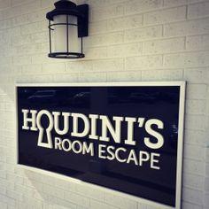 Houdini's Room Escape in Cincinnati
