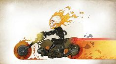 Ghost Rider Animated