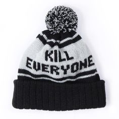 Indcsn – Kill Everyone Beanie