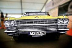 vintage car - cadillac deville convertible el dorado 1964