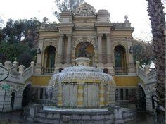 10 lugares para visitar en Santiago: Cerro Santa Lucía