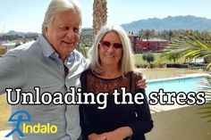 Unloading the stress. A story of how one couple fared on their International move in 2019 How To Find Out, Spain, How To Remove, Stress, Mens Sunglasses, Europe, Couples, Tips, Women