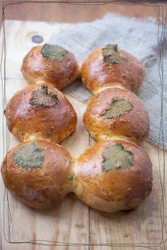 wild nettle bread recipe~