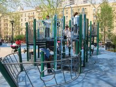 john-jay-playground-river's-edge