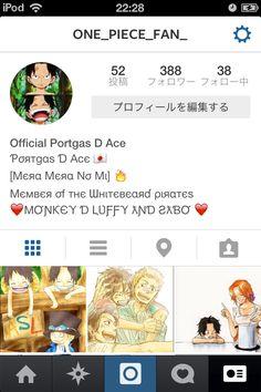 Follow me on Instagram #instagram #onepiece one piece