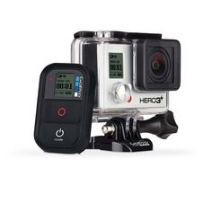 I've always wanted to film all of my adventures. GoPro HERO3+: Black Edition: Camera & Photo