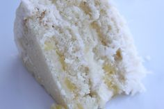 A Bountiful Kitchen: 2011 Utah State Fair Winner: Pina Colada Cake. My mom loved this cake when I made it. #ABKblendtecgiveaway
