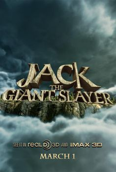 Movie to watch out for: JACK THE GIANT SLAYER (2013)   movie release date: 22 March 2013 (UK)   movie trailer and info: http://poppylov.blogspot.co.uk/2012/11/movie-trailer-jack-giant-slayer-2013.html