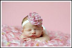 Cashmere Pink Baby Headband