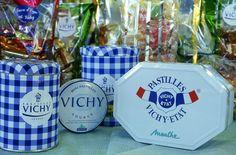 Pastilles de Vichy © Rémy Lacroix
