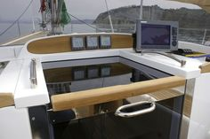 An Board der Sunbeam 53.2. #yachting #yachtlife #sea