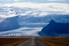 Where the road goes....Iceland