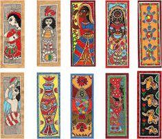 Image result for madhubani paintings border designs for beginner