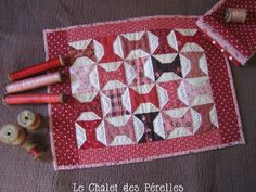 cute- Miniature Quilt