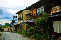 Kyoto by Arutemu, via Flickr
