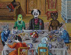 「ド・ローラ・節子の暮らし展」 バルテュス夫人、スイス グラン・シャレで活きる日々(松屋銀座) | HAPPY PLUS ART