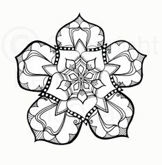 how to draw tudor rose Colouring Pages (page 2