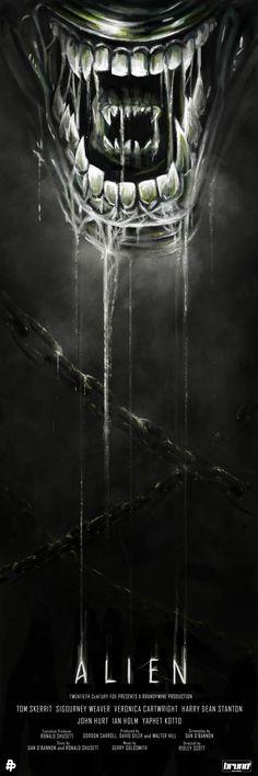 Foto de Carteles de 'Alien, el octavo pasajero' (24/36)