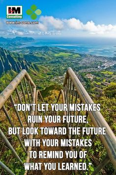 Make mistakes? #IMC #IMConsulting #HR #quotes #inspirational #indonesia