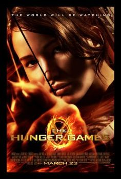 Official poster for movie The Hunger Games