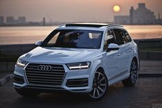 Some Audi 2017 models recalled for seats – www. Audi by quattrodaily Luxury Sports Cars, Luxury Suv, Sport Cars, Audi Q7 2017, Audi R8, Subaru Levorg, Hyundai Veloster, Ford Expedition, 1957 Chevrolet