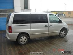 2002 Mercedes-Benz Vito 112 CDI automatic Estate Car Used vehicle ...