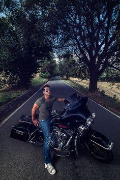 Harley Davidson & Malboro Man « Andrea Livieri Photography