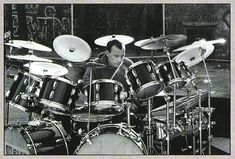Explore the Ludwig drum kit Neil Peart used to record and tour Presto Music Pics, Music Stuff, Rock And Roll Bands, Rock N Roll, Great Bands, Cool Bands, Rush Music, Drums Electric, Rush Band