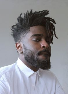Oh Africa Fckyeahprettyafricans This Guy Harry Samba Man - african hairstyles male african hairstyles for brides Black Men Haircuts, Black Men Hairstyles, Cool Hairstyles, Hipster Hairstyles, Men's Hairstyle, Hair And Beard Styles, Curly Hair Styles, Natural Hair Styles, Black Man Beard Styles