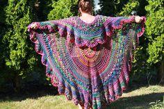 Ravelry: Rinda-Ree's Boho Bohemian Crochet Vest                                                                                                                                                                                 More