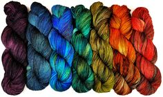 Find Your Fade Shawl Kit – Meadowcroft Dyeworks