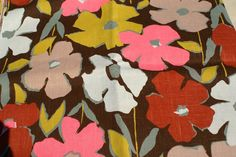 Vintage Canvas Linen Weave Fabric