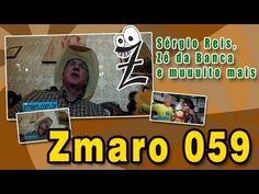 Programa Zmaro 059: Sérgio Reis, Zé da Banca e muito mais...